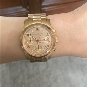 Michael Kors watch with FREE gift :)